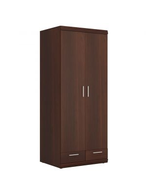 Imperial Tall 2 Door 2 Drawer Wide Cabinet