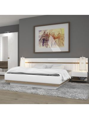 Chelsea Super King Size Bed with Mattress