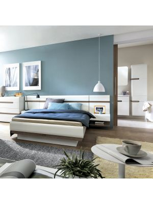 Chelsea King Size Bed with Mattress