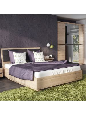 Kensington Double Ottoman Bed with Mattress