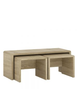 4 You Sonama Wide Nest of Tables