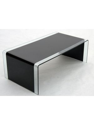 Angola Black Coffee Table