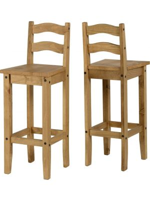 Corona Bar Chair (Pair)