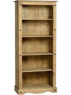 Corona Tall Bookcase