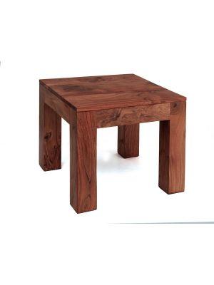 Carnival Dark Oak Lamp Table