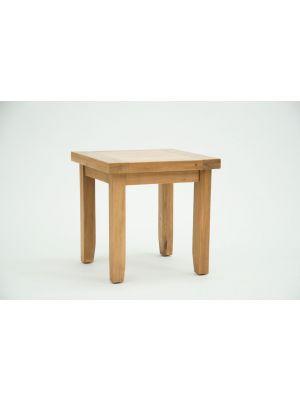 Devon Oak Lamp Table