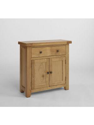 Devon Oak Compact Sideboard
