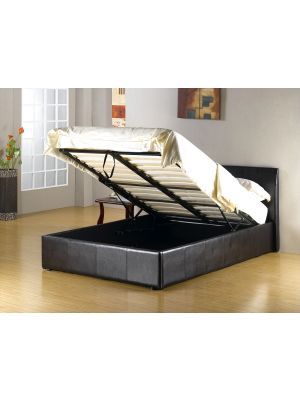 Fusion King Size Storage Bed