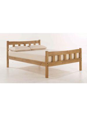 Havana Pine Double Bed