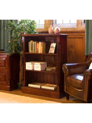 La Roque Low Open Bookcase