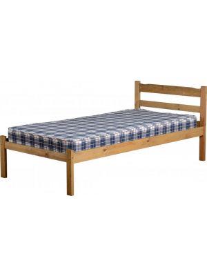 Panama Pine Single Bed