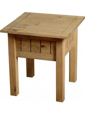 Panama Pine Lamp Table