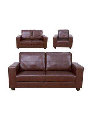 Queensbury 3+1+1 Sofa Suite