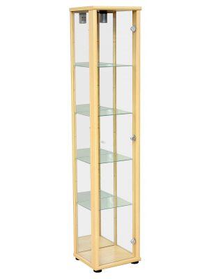 Selby 1 Door Display Cabinet