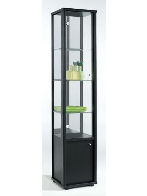 Selby 1 Door Display Unit with Base