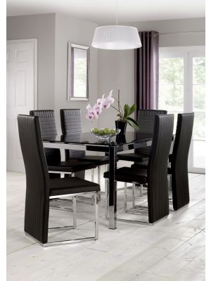 Tempo 6 Seater Dining Set