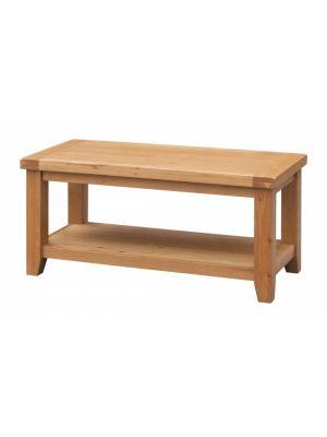 Acorn Solid Oak Coffee Table