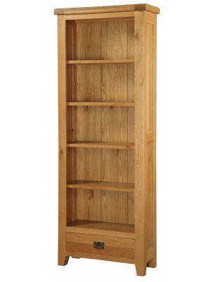 Acorn Solid Oak Large Bookcase