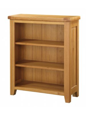 Acorn Solid Oak Small Bookcase