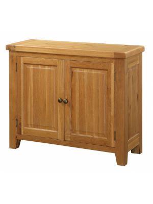 Acorn Solid Oak Small Sideboard