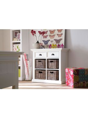 Halifax Small Buffet with Basket Set