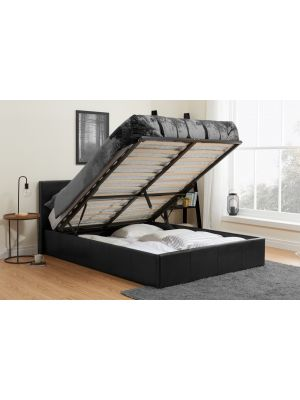 Berlin Ottoman King Size Bed