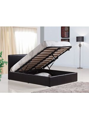 Berlin Ottoman Double Bed