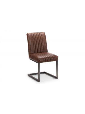 Brooklyn Oak Dining Chairs (Pair)