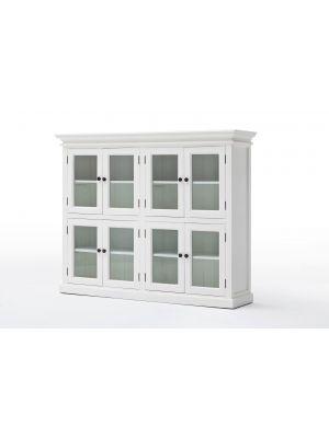 Halifax 2 Level Pantry with 8 Doors