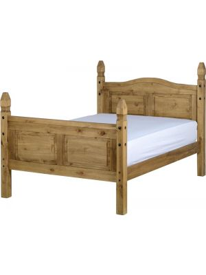 Corona Mexican Double Bed