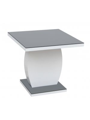 Edenhall Grey Lamp Table