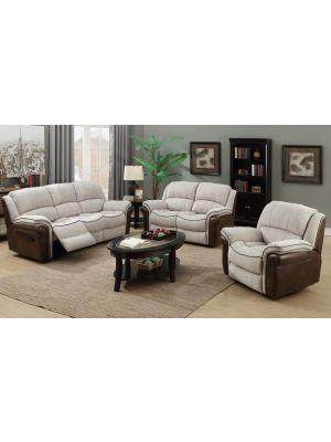Farnham Fusion 3+1+1 Mink Sofa Suite