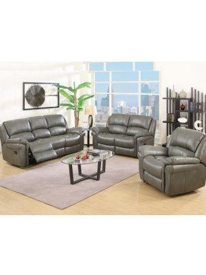 Farnham Grey 3+1+1 Sofa Suite