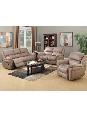 Farnham Taupe 3+1+1 Sofa Suite