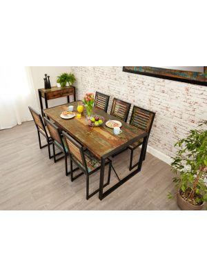 Urban Chic Large Dining Set