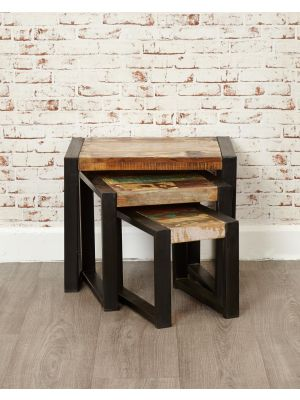 Urban Chic Nest of Tables