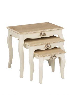 Juliette Nest of 3 Tables
