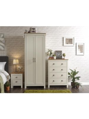 Lancaster Cream Bedroom Set