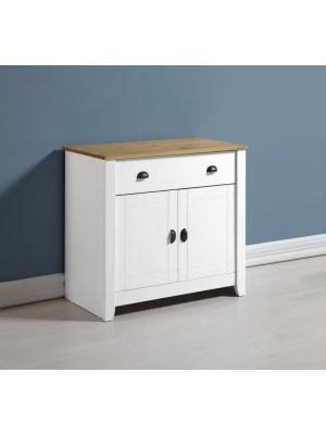 Ludlow White Sideboard