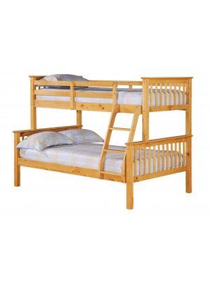 Porto Triple Sleeper Bunk Bed