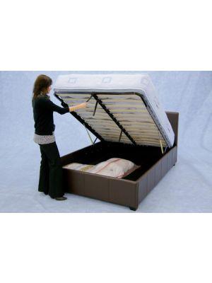 Prado Plus Double Storage Bed