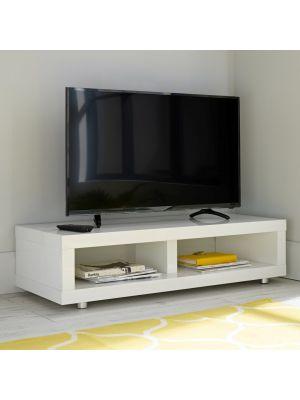 Puro White TV Unit
