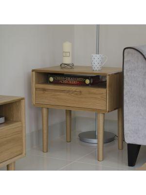 Scandic Lamp Table