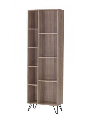 Sonoma Narrow Bookcase