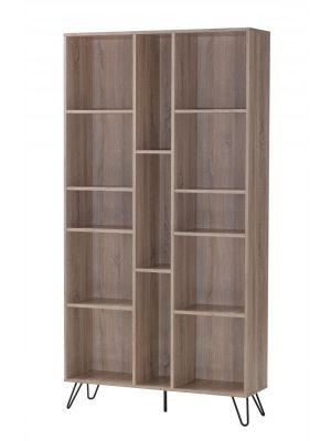 Sonoma Wide Bookcase