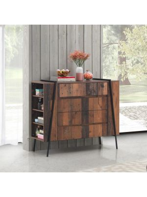 Abbey Chest of 4 Drawers