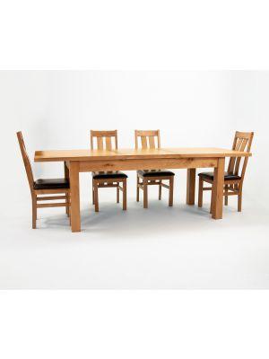 Devon Oak Extending Dining Set